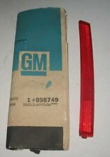 NOS 1974-76 PONTIAC BONNEVILLE CATALINA GRANDVILLE RR SIDE MARKER REFLEX 898749