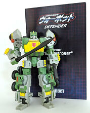 Transformers Fansproject SPRINGER 1987 g1 Defender third party custom LOOSE