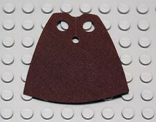 NEW LEGO - Cape - BROWN - Starched Fabric - GENUINE LEGO - Star Wars / Castle