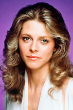 Bionic Woman Lindsay Wagner Studio Purple 11x17 Mini Poster