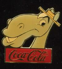 Cast 15th Anniversary Coca-Cola Framed Set Cyril the Horse LE Disney Pin 556