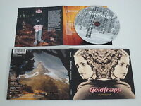 Goldfrapp/Felt Mountain (Mute CDSTUMM188 391.0188.20) CD Album