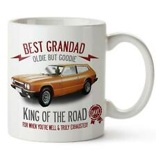 Personalised Reliant Scimitar GTE Car Mug Cup Best Grandad Fathers Day CLG44