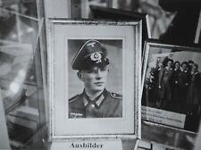 Moises Saman Magnum Photo 30x24cm Nazi Officer Portrait Prora Museum Rügen 2013