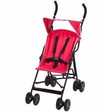 Safety 1st Buggy Flap Pink Pram Stroller Child Baby Cart Pushchair 1115516000