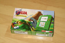 Nintendo 2DS Limited Edition Konsole - Ocarina Of Time - NEU