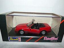 Detail cars Mercedes Benz 320 SL convertible  red No. 234