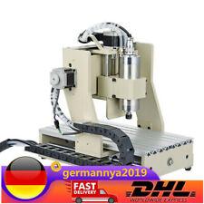 800W VFD 4 Axis Engraver Fräsmaschine 3020T CNC Router Gravurmaschine DE Stock