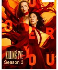 Killing Eve Complete Season 3 Dvd Brand New and Sealed