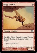 MOGG FANATIC Tenth Edition MTG Red Creature — Goblin Unc
