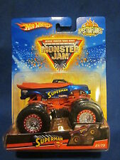 Hot Wheels Monster Jam Superman Sealed