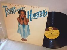 THELMA HOUSTON-ANY WAY YOU LIKE-TAMLA T6-345S1 NO BARCODES NM/VG= LP