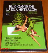 EL GIGANTE DE LA ISLA MISTERIOSA / GIANT FROM THE UNKNOWN - Precintada