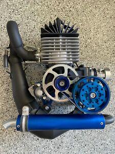 Simonini 250cc Paramotor Engine - Electric Start - New In box