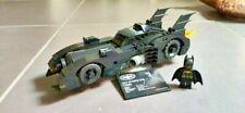 Super Hero Batman Batmobile  Technic Building Blocks Kit Bricks Educational Set
