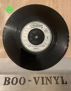 "Hawkwind 'Quark, Strangeness and Charm' original 1977 Charisma 7"" single EX CON"