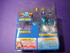 ot S1 YuJin Tomy Pokemon Mini Figures Diorama Manaphy Castle set Kyogre zk