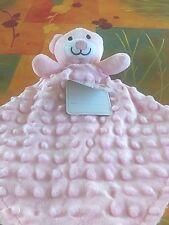 Newborn Baby Blanket for boy s Teddy Bear Comfort Soft Comforter