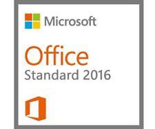 MS Office Standard 2016 für Business 1 Aktivierung