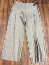 Linen Other Casual Trousers OSKA for Women