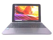 """Tablet Asus T101HA 128 Gb SSD 4 GB Ram 10.1"""" FHD W10 Wi-Fi Gris (TF) GR030T"""
