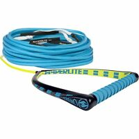 HYPERLITE FRANCHISE WAKEBOARD HANDLE FLAT LINE COMBO – BLUE – SIZE: 80' – NEW!!!