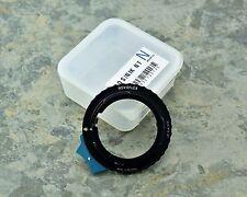 Novoflex EOS/NIK NT Nikon G Lens to EOS EF Camera Mount Adapter Germany #1541