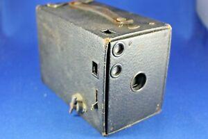 Kodak Vintage Brownie No. 2 Model D Box Camera - As Is