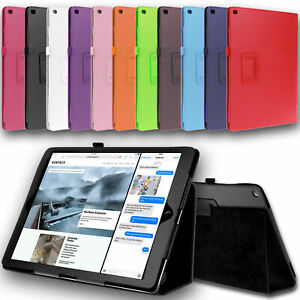 Leather Stand Flip Folio Book Case Cover For Apple iPad PRO 9.7'' AIR 1 & 2