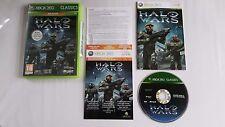 HALO WARS & BONUS CONTENT DLC MAPS XBOX 360 GAME EXCELLENT CONDITION