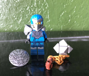 NEW LEGO Ninjago Minifigure Hero Jay with weapon 71717