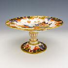 Royal Crown Derby Porcelain - Japan Pattern 2451 Imari Tazza