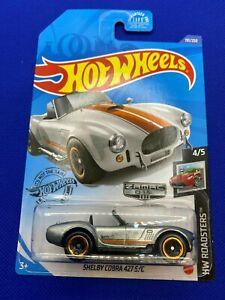 Hot Wheels 2020 Zamac  Shelby  Cobra 427 S/C   Zamac