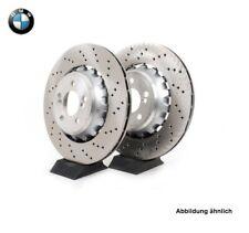Original BMW 1er F20 F21 M Performance Bremsscheiben hinten NEU 34206797598 x2