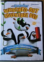 The Penguins Whacked-Out Adventure dvd Dreamworks  Christmas Holiday Movie
