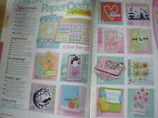 PAPERCRAFT INSPIRATIONS MAGAZINE ISSUE 33 APRIL 2007 EASTER SPECIAL CARDS BOXES+