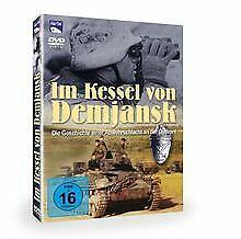 Im Kessel von Demjansk von Karl Höffkes | DVD | Zustand sehr gut
