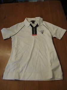 Womens North End Sport Golf Shirt, NWT, S