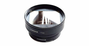 Anamorphic lens Vormaxlens Compact 1.25x Rev.5 only glass Back-order