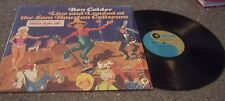 "Ben Colder ""Live and Loaded at the Sam Houston Coliseum"" LP w/SHRINK"
