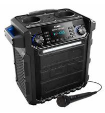 ION Pathfinder II Rugged Bluetooth Portable Speaker - Black