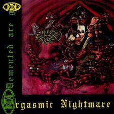 DEMENTED ARE GO - ORGASMIC NIGHTMARE LP