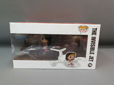 Funko Pop Rides The Invisible Jet & Wonder Woman NIB