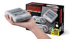 SUPER Nintendo Mini SNES Game Console 2017 Classic Edition Region-Free Brand New