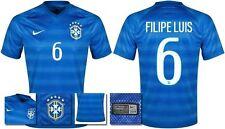 Brazil Away Memorabilia Football Shirts (National Teams)