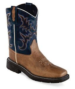 Cowboystiefel Stiefeletten Schuhe Leder Stiefel Reitschuhe Westernstiefel FS109