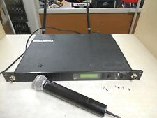 Shure U4S-UA UHF Single Channel Receiver 782-806 MHz + Shure SM58 U2-UA