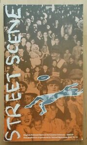 Street Scene programme ENO English National Opera 1989 Terry Jenkins Blythe Duff