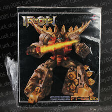 Fanstoys Transformers FT-06 Machine Dinosaurs Dinobot Snarl Figure
