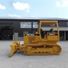 1996 Dozer John Deere 550G LT series IV Good shape!!  Video!!! Good Bottom!